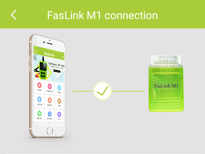 JDiag FasLink M1 Android App Upgrade to v1.8.0